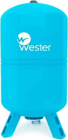 Расширительный мембранный бак Wester WAV 100