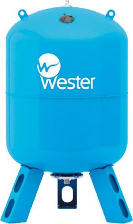 Расширительный мембранный бак Wester WAV 80