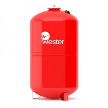 Расширительный мембранный бак Wester WRV 100
