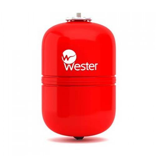 Расширительный мембранный бак Wester WRV 35
