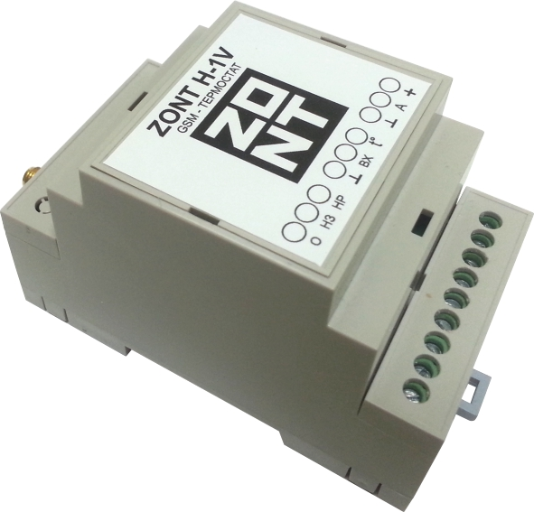 GSM-термостат для котлов ZONT H-1V