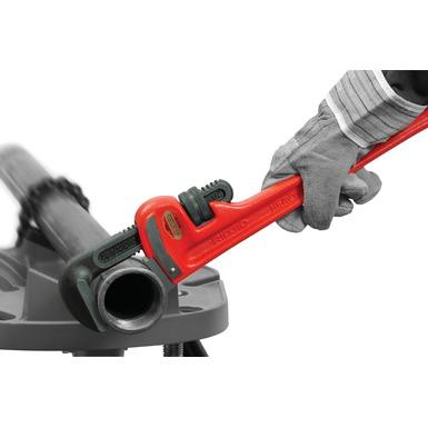 """Ключ Ridgid прямой трубный 3"""" модель 24 чугунный"""