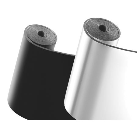 Теплоизоляционный рулон K-Flex ST AD ALU 25x1000-8 (самоклеящийся)