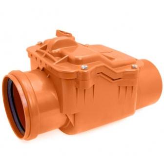 Обратный клапан Perstan 110 канализационный