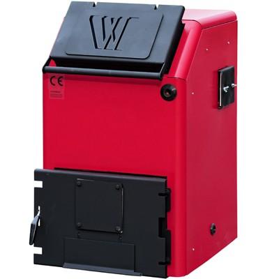 Твердотопливный котел Wirbel EKO-EL 23/12 с ТЭНом 12 кВт