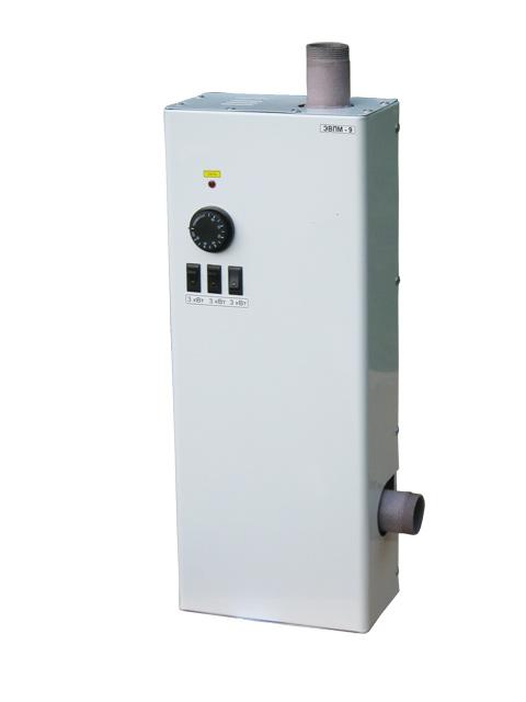 Электрический котел ЭВПМ 9 кВт 380 В