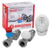 Комплект термостатический Giacomini R470F 1/2 прямой