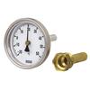 Биметаллический термометр WIKA 100 мм 0...+200 C тип A50