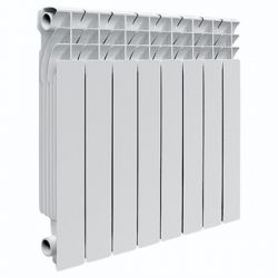Алюминиевый радиатор STI 500/80 6 секций